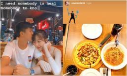 Phan Văn Đức hẹn hò vợ bầu tình cảm sau chiến thắng kịch tích trước Hà Nội FC