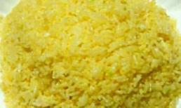 Cách chiên cơm trứng có màu vàng lôi cuốn, ăn một tô lớn vẫn muốn ăn nữa!
