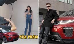 Hết đồ đôi, Sơn Tùng và 'bạn gái tin đồn' Thiều Bảo Trâm bị nghi xài chung siêu xe tiền tỷ