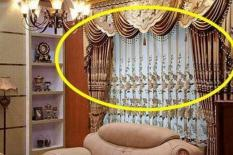 Đừng treo những màu rèm này lên cửa ở nhà! 'Thần giàu rất ghét' và người giàu sẽ nghèo khó đi!