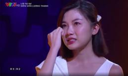 Trà của 'Hoa hồng trên ngực trái' - Lương Thanh khóc khi bị nói 'đổi tình lấy vai'