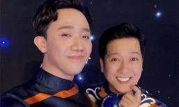 Vừa đăng ảnh thân thiết bên Trường Giang, Trấn Thành rảnh quá dịch luôn tên cả showbiz sang tiếng nước ngoài