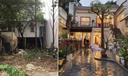 Hô biến mảnh đất trống, nhà cũ kỹ thành không gian sống đẳng cấp ngỡ đang ở Paris hoa lệ