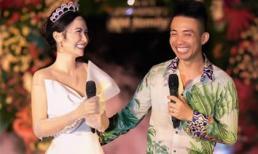 Đại gia Minh Nhựa tổ chức lễ kỉ niệm 8 năm ngày cầu hôn, vợ hai gây choáng khi khoe 'đồ chơi mới'
