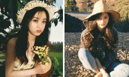 Triệu Lệ Dĩnh vừa tung bộ ảnh trẻ đẹp như gái 18 liền bị tố đạo nhái Dương Mịch
