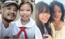 15 tuổi, con gái út của cố nhạc sĩ Trần Lập xinh đẹp phổng phao, ra dáng thiếu nữ