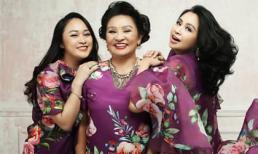 Ba thế hệ nhà diva Thanh Lam cùng hội ngộ trong một khung hình