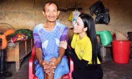 """Doanh Nhân Vũ Phương Thuý """"đội nắng' đi xây nhà nhân đạo ở Lục Ngạn, Bắc Giang"""