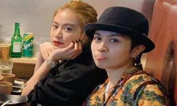 Minh Hằng để lộ khoảnh khắc Hoàng Thùy Linh hạnh phúc cười tít mắt khi ngồi cạnh Gil Lê
