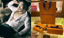 Nhạc sĩ Huỳnh Nhật Đông bất ngờ nhận quà từ người yêu ở Mỹ