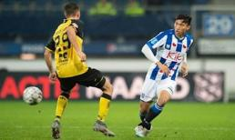 Tua lại 4 phút lịch sử và hạnh phúc nhất của Văn Hậu ở SC Heerenveen