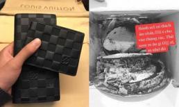 Ngày sinh nhật tặng ví cho chồng nhưng vợ bị tát vì bị cho là 'đá đểu'