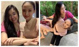 Mừng sinh nhật tri kỉ, Hoa hậu Trương Hồ Phương Nga khoe nhan sắc rực rỡ sau thời gian vắng bóng