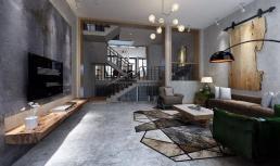 Tại sao những người trẻ bây giờ thích thiết kế nhà thô? Ngôi nhà được trang trí như thế này đang rất phổ biến