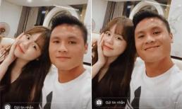 Quang Hải và bạn gái lần đầu đăng ảnh chụp chung sau thị phi