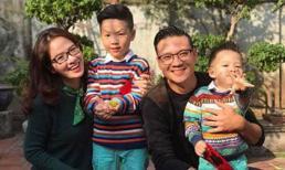 Đan Lê khoe 'tăng giá' với chồng từ ngày có con trai chỉ bằng chi tiết cực hài
