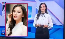 Nhan sắc đời thường của nữ MC mới toanh dẫn chương trình 'Chuyển động 24 giờ'