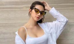 Chứng minh bản thân trong sạch, hoa hậu con nhà giàu Jolie Nguyễn khoe ảnh mới toanh