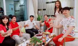 Gia đình Á hậu Thúy Vân họp bàn chuyện 'đại sự': Đếm ngược chỉ 10 ngày nữa đến hôn lễ