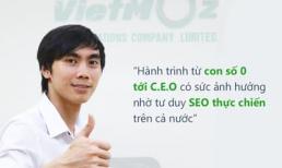 CEO Nam Lê - Từ con số 0 đến cái tên vàng trong làng SEO thực chiến