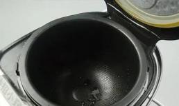 Nếu nồi cơm điện không được rửa ở một nơi, nó tương đương với việc 'nghiến thêm điện'! Chỉ bạn cách để rửa sạch