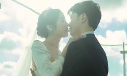 Thúy Vân chụp ảnh cưới tại tòa nhà cao nhất Việt Nam