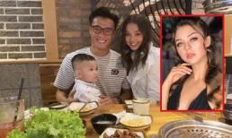 Bạn gái Tây đi ăn cùng gia đình thủ môn Bùi Tiến Dũng lên tiếng về tin đồn hẹn hò