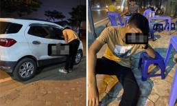 Gặp người yêu cũ lái xe ô tô, chàng trai bật khóc khi đòi lên xe nhưng bị từ chối