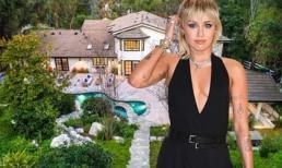 Khám phá biệt thự mới sang trọng trị giá gần 115 tỷ đồng của Miley Cyrus