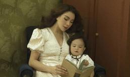 Trà Ngọc Hằng chụp ảnh như tranh cùng con gái, tuyên bố làm mẹ đơn thân vẫn hạnh phúc