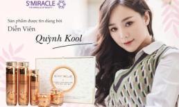 S+Miracle – Bí quyết làm đẹp của sao Việt 2020