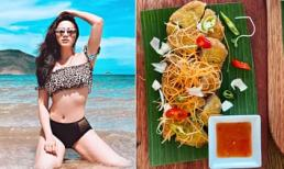 Ca sĩ Bảo Thy mê đắm ẩm thực khi đi du lịch Nha Trang