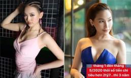 Sao Việt 29/7/2020: Hari Won hé lộ hình ảnh quá khứ nổi loạn, trốn bố mẹ đi bar; Tiêu 2,7 tỷ trong 5 tháng, Quỳnh Thư vẫn kêu 'nghèo quá'