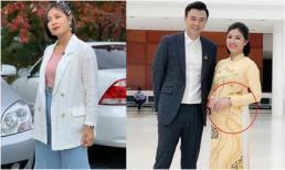 MC Hoàng Linh lộ bụng lùm lùm, dính nghi vấn có bầu với người chồng thứ 2