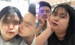 'Soái ca' tiết lộ chuyện tình với bạn gái mũm mĩm khiến dân mạng tranh cãi