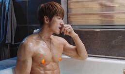 Lỡ khoe cơ bụng đẹp 'hú hồn' ở tuổi 43, Ngôn Thừa Húc leo thẳng lên top tìm kiếm Weibo