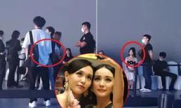 Dương Mịch và Đường Yên 'bơ' nhau tại sự kiện, xem lại ảnh quá khứ mới thấy họ từng rất 'tình hương mến thương'