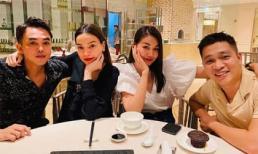 Lâu lắm mới thấy Hà Hồ và Thanh Hằng ngồi chung một bàn tiệc, nhan sắc đúng không phải dạng vừa