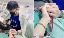 Chàng trai bỏ hết tương lai ở nước ngoài về kề cận người yêu trong lúc bệnh nặng, phản ứng của bố mẹ anh mới bất ngờ
