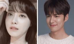 Hậu ly hôn, Goo Hye Sun được fan 'Vườn sao băng' đẩy thuyền với Lee Min Ho