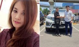 Hậu ly hôn chồng thứ hai, Hoa Thúy 'Cảnh sát hình sự' bất ngờ được nhận món quà siêu giá trị từ sếp