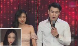 Một chàng trai trong tập đặc biệt của 'Người ấy là ai' bị tố lừa gạt tình cảm bạn gái, công khai yêu người khác trên sóng truyền hình