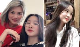 Nhan sắc 'không phải dạng vừa' của con gái 'Hoa khôi bóng chuyền' Kim Huệ