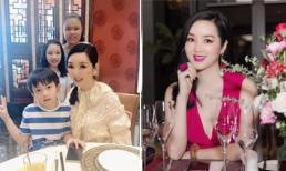 Hoa hậu Đền Hùng Giáng My bất ngờ khi gặp fans nhí chỉ mới 8, 9 tuổi