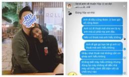 Văn Mai Hương công khai tin nhắn dằn mặt người yêu cực hài, đọc xong 80% cô gái thấy mình trong đó!