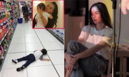 Sao Việt 11/8/2020: Thu Minh đăng ảnh con trai nằm trên sàn siêu thị bị fan nhắc: 'Nguy hiểm lắm'; Bà bầu Hà Hồ để mặt mộc, bị chụp lén vẫn xinh