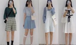 56 bộ trang phục nhẹ nhàng, dễ mặc và cao cấp dành cho các cô gái trẻ