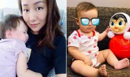 Nhóc tỳ nhà Hoa hậu Ngô Phương Lan: Mới 18 tháng đã 'bập bẹ' ba thứ tiếng