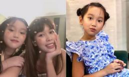 Em gái cùng cha khác mẹ của siêu mẫu Hà Anh được khen thần thái không khác gì mẫu nhí
