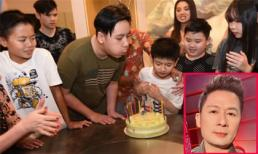 Con trai thứ hai của Bằng Kiều đón sinh nhật ấm cúng bên gia đình nhưng lại vắng bóng nam ca sĩ
